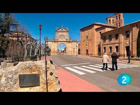 El Camino de Santiago por León, pueblos del camino. Capítulo 1. Tierra de Campos