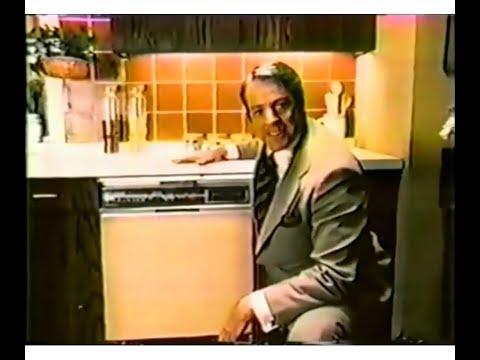 GE Dishwasher Commercial (Kevin McCarthy, 1974)