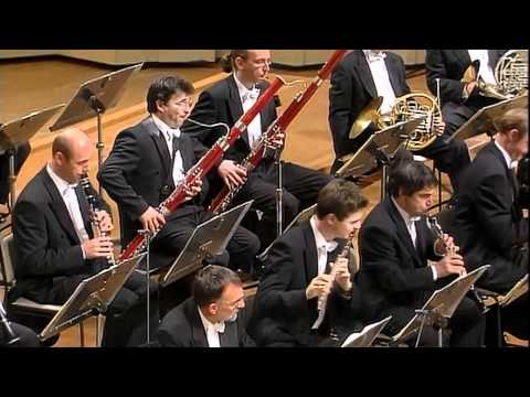 Mozart - Overture The Abduction from the Seraglio (K.384) - Wiener Symphoniker - Fabio Luisi (HD)