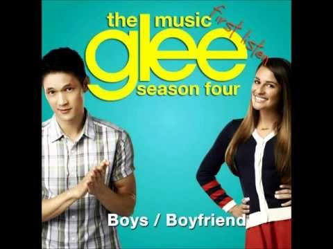Glee Cast - Boys/Boyfriend (Britney Spears/Justin Bieber)