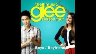 Glee Cast - Boys/Boyfriend (Britney Spears/Justin Bieber Mash-up) Full Version + Download Link