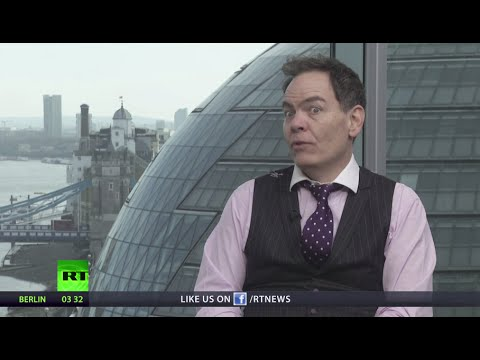 Keiser Report: War on terror - self-leaking ice cream cone (E731)