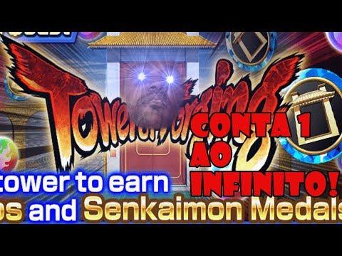 Bleach Brave Souls: SEKAIMON Subindo até o INFINITO! CONTA 1 - Omega Play