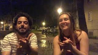 Encantados por el Flamenco – Improviso en Barcelona   con Luciano Lobato