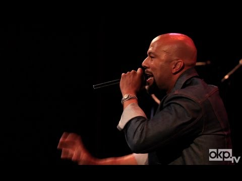 """Common """"The Light"""" Feat. Tess Live in Brooklyn"""