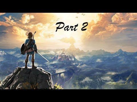 ENDURANCE TESTS | The Legend of Zelda Breath of the Wild Master Mode - Part 2