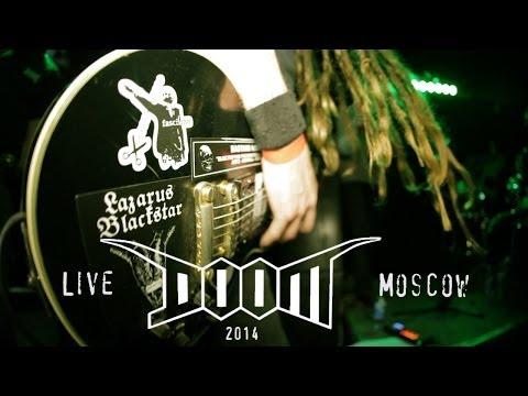 Doom - Trash Breed Trash | LIVE Moscow 2014