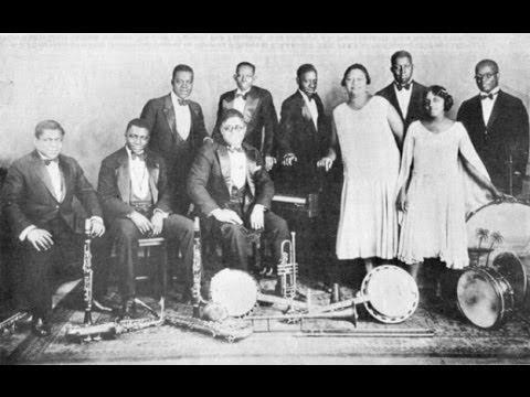 Clarence Williams - Organ Grinder Blues 1928