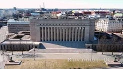Töölönlahden puisto Finland Suomi Helsinki DJI Mavic Mini