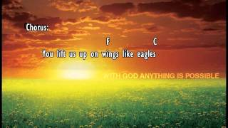 Chris Tomlin-Everlasting God(Lyrics & Chords)
