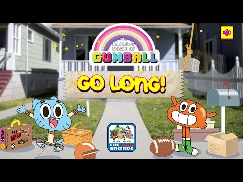 The Amazing World of Gumball: GO LONG! - Yard Sales Can Be Fun (Cartoon Network Games)