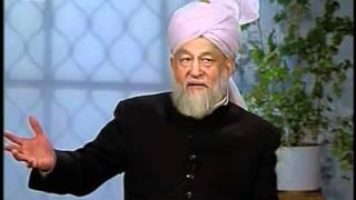 Liqa Ma'al Arab 6 November 1997 Question/Answer English/Arabic Islam Ahmadiyya