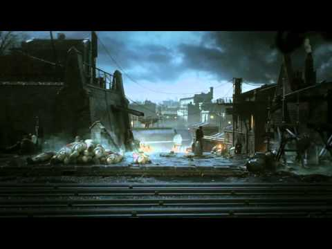 Dishonored Game Trailer |