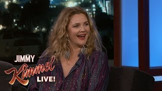 Drew Barrymore on Cannibalism vs. Zombies