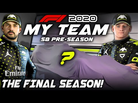 NEW FINAL CAR! 98 OVR SCHUMACHER! BACK TO OUR ROOTS! - F1 2020 MY TEAM CAREER: S8 Pre-Season |