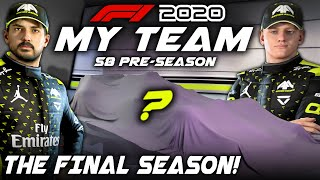 NEW FINAL CAR! 95 OVR SCHUMACHER! BACK TO OUR ROOTS! - F1 2020 MY TEAM CAREER: S8 Pre-Season