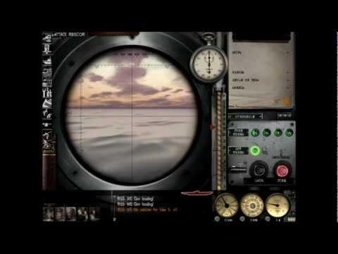 Silent Hunter III Tutorial PT-BR - Subtitles in English