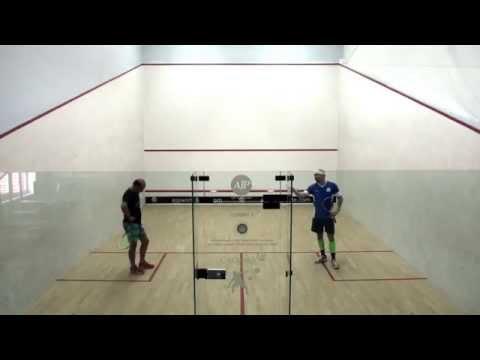 MO35 Final Nick Wall vs Chris Gillespie