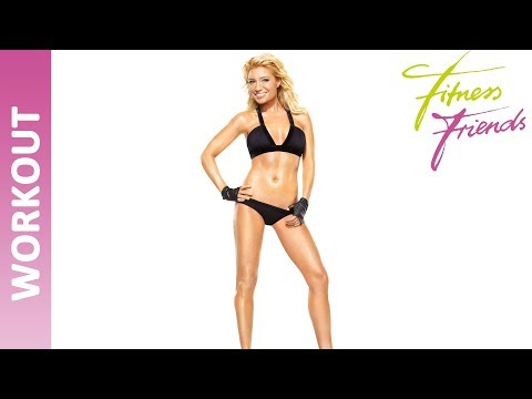 Tracy Anderson – Complete Body Workout - Workout || Fitness Friends