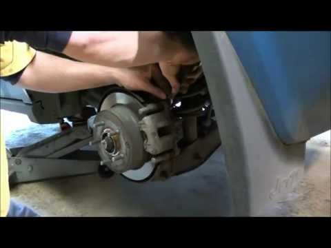 jeep patriot rear brakes