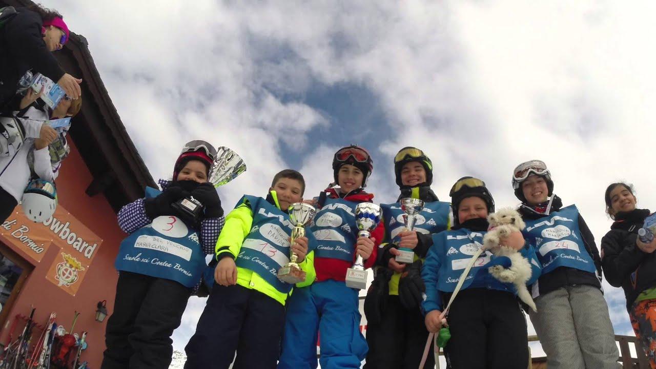 Festa della neve bormio 2016/trailer