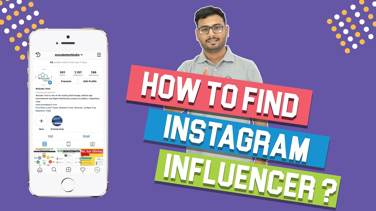 Influencer Marketing | How to Find Influencers in Minutes?