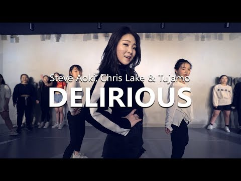 Steve Aoki, Chris Lake & Tujamo feat. Kid Ink - Delirious (Boneless) / Choreography . WENDY