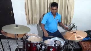 Dasa Piya Gath Kala by Clarence Wijewardena & Jackson Anthony - Drum Cover
