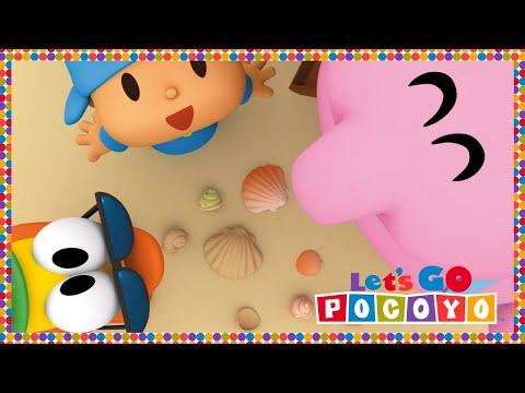 Let's Go Pocoyo! - Vamos a la playa [Episodio 33] en HD