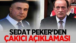 ALAADDİN ÇAKICI VS SEDAT PEKER!! KAVGA NEDEN VAR BİRBİRLERİNE NE DEDİLER İŞTE TÜM GERÇEKLER!!!