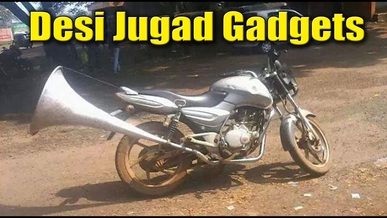 Desi Jugad Gadgets Adjustment And Creativity By Indian -6502
