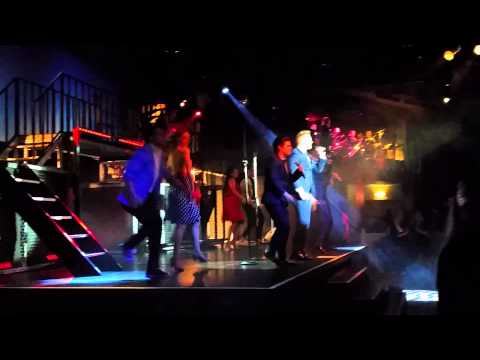 FRANKIE'S GUYS - Oh What A Night (8/3/15)