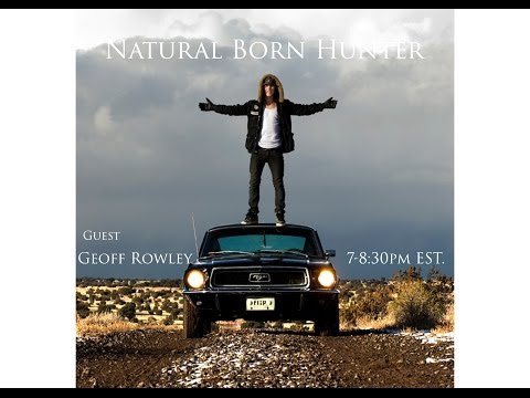 Geoff Rowley Pro Skate Boarder - Hunter - Conservationist