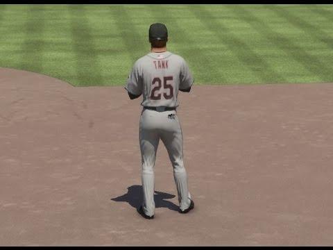 MLB the Show 16 Ep4 Frank D. Tank 1st baseman for the  Chicago  White Sox