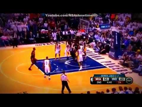 Miami Heat Vs Indiana Pacers May 26, 2013 Game 3 Highlights NBA Playoffs Eastern Finals 2013