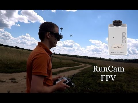 Обзор камеры RunCam, FPV