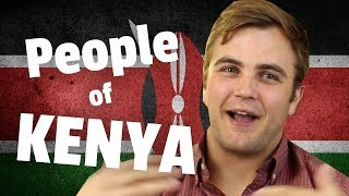 HOW TO BE KENYAN • What people in Kenya are like