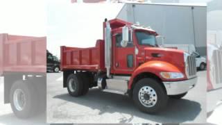2015 Peterbilt 337 Dump Truck