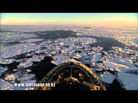 The Ross Sea, Antarctica - our Last Ocean