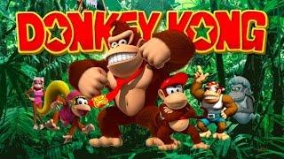 Donkey Kong Country  - Paren de pelear mierda