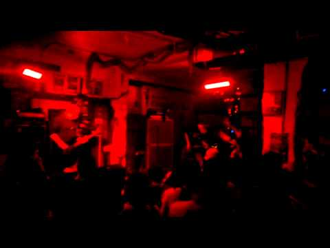 Godflesh - Love is a Dog from Hell (Live @ Churchill's Pub 4/25/14)