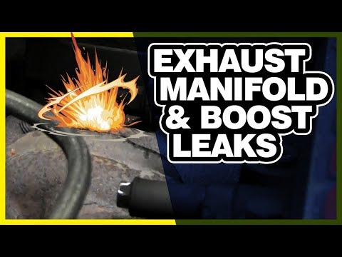 How to Find Exhaust Manifold and Boost Leaks | Where is My