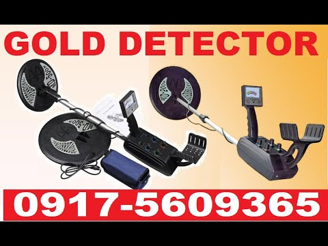 GOLD DETECTOR PHILIPPINES-P22,800. FREE Nationwide Delivery