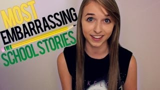 MOST EMBARRASSING SCHOOL STORIES