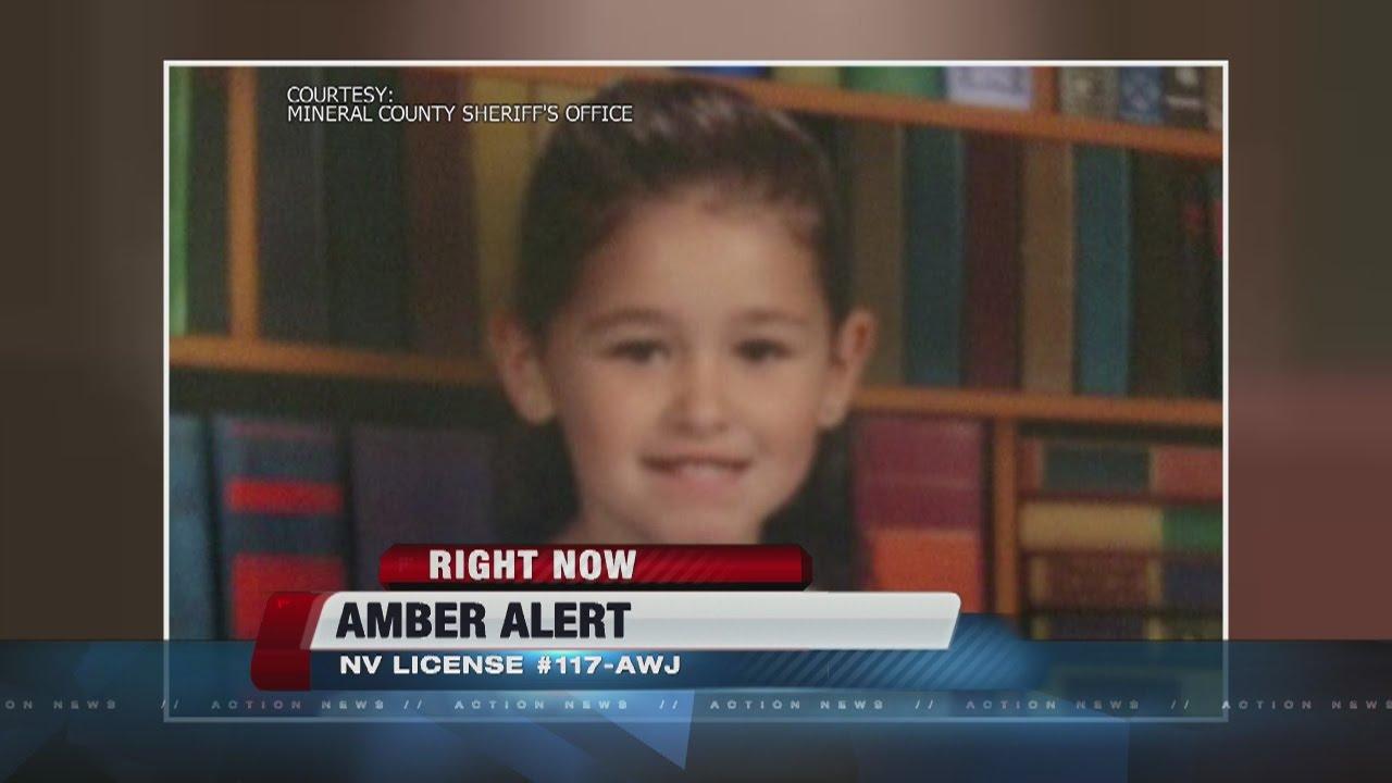 Amber Alert Issued For Missing Reno Girl Youtube