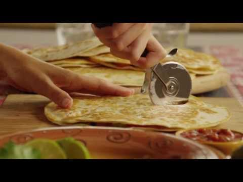 Recipe: How to Make Quesadillas
