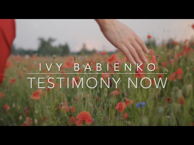 Testimony Now interviews Ivy Babienko