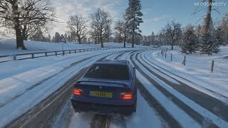 Forza Horizon 4 - 1997 BMW M3 E36 Gameplay