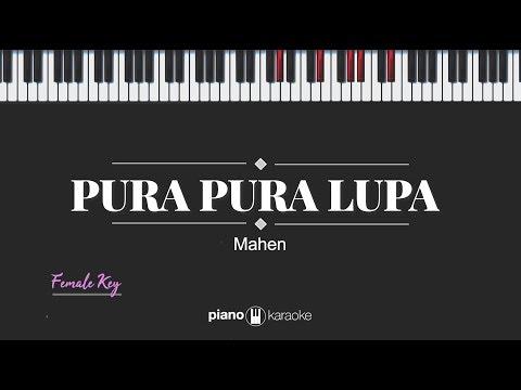 pura-pura-lupa-(female-key)-mahen-(karaoke-piano)