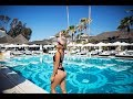 TRAVEL VLOG: MARBELLA 2017 - beach clubs and boot camp